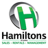 Hamiltons of London - Moraira Office logo