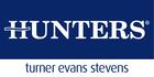 Hunters - Turner Evans Stevens, Spilsby logo