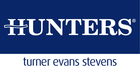 Hunters - Turner Evans Stevens, Sutton on Sea logo