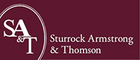 Sturrock Armstrong and Thomson