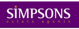 Simpsons Estate Agents Logo