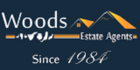Woods The Estate Agents logo