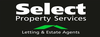 Marketed by Select Property Services