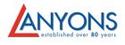 Lanyons logo