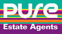 Pure Estate Agents logo
