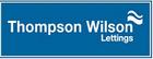 Thompson Wilson Lettings logo