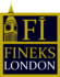 Fineks London logo