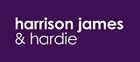 Harrison James & Hardie logo
