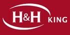 H&H King logo