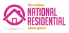 National Residential logo