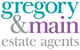 Gregory & Main Estate Agents logo