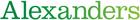 Alexanders logo