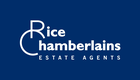 Rice Chamberlains Estate Agents Logo