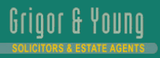 Grigor & Young Solicitors and Estate Agents Logo