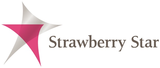 Strawberry Star - Royal Docks Logo