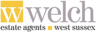 W Welch Estate Agents logo