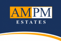 AM PM Estates Logo
