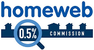 Homeweb Estate Agents logo