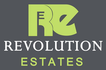Revolution Estates logo