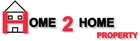 Home 2 Home Property logo