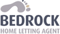 Bedrock Lettings logo