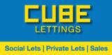 Cube Lettings Wakefield Logo