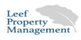 Leef Property Management Company Logo
