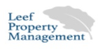 Leef Property Management Company logo