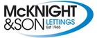 McKnight & Son logo