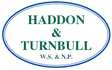 Haddon and Turnbull WS Logo