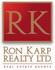 Ron Karp logo