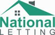 National Lettings logo