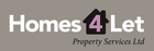 Homes 4 Let logo