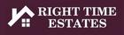 Right Time Estates, UB2