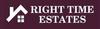 Right Time Estates logo