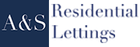 A & S Residential Lettings logo