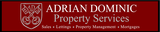 Adrian Dominic Property Services Logo