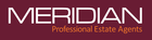 Meridian, Professional Estate Agents, Bournemouth logo