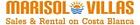 Marisolvillas logo