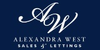 Alexandra West Sales And Lettings logo