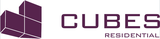 Cubes Residential Logo