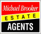 Michael Brooker logo
