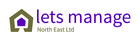 Lets Manage North East logo