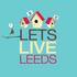 Lets Live Leeds logo