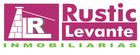 Rustic Levante Inmobiliarias logo