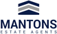 Mantons Estate Agents logo