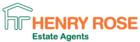 Henry Rose Estate Agents logo