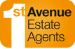 1st Avenue Estate Agents logo