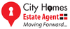 City Homes Estate Agents logo