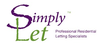 Simply Let logo